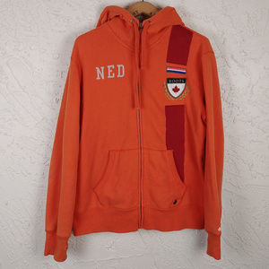 Roots Canada Men's Netherlands Hoodie Jacket